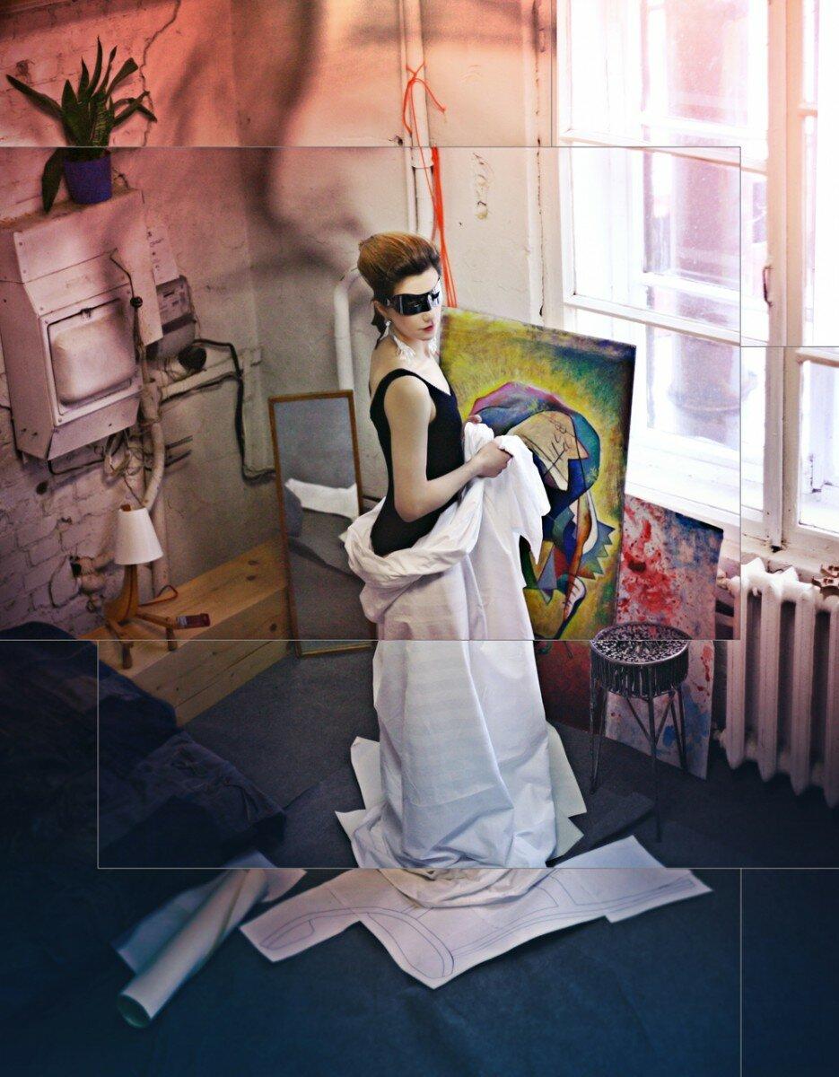 Арт-объект, как образ мысли стилиста
