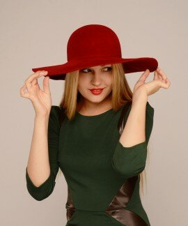 Шляпа Камила