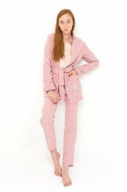 Костюм пижама из шерсти