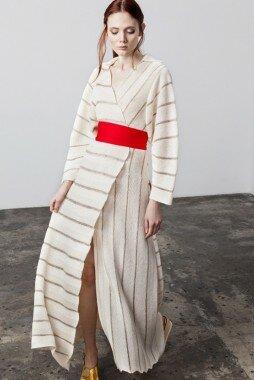 Платье-халат Мерсие